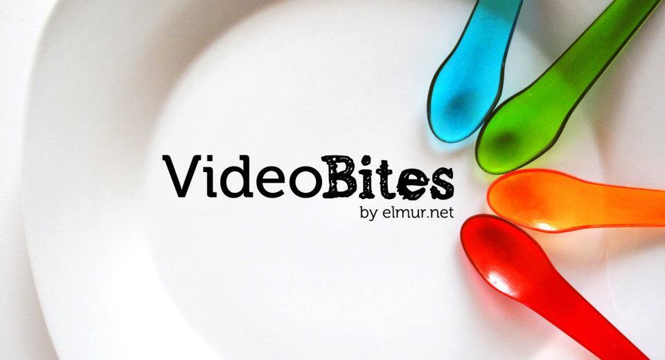 VideoBites - Creative food for your soul - VideoArt Screening - emilio rizzo