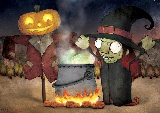 Emilio Rizzo Halloween