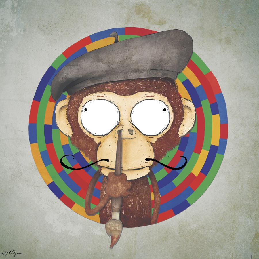 scimmia emilio rizzo